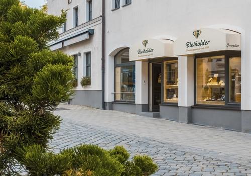 Bleiholder Umzug Hotel Blauer Bock
