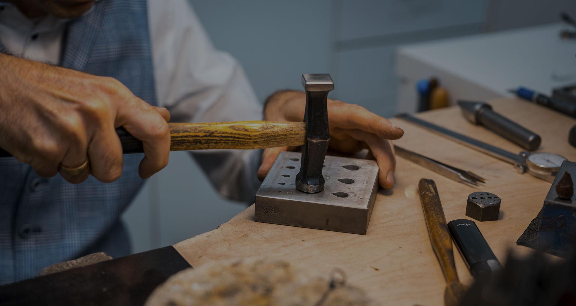 Goldschmiede Werkstatt